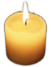 espelma pels 300 anys d'Almansa