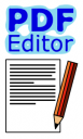 PDF Editor logo